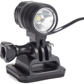 Cube RFR Power 800 Helmet Lamp, black
